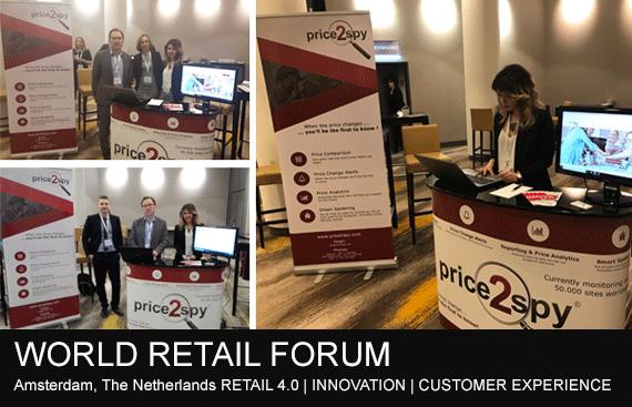 WEBCENTRIC na skupu World Retail Forum u Amsterdamu 2018